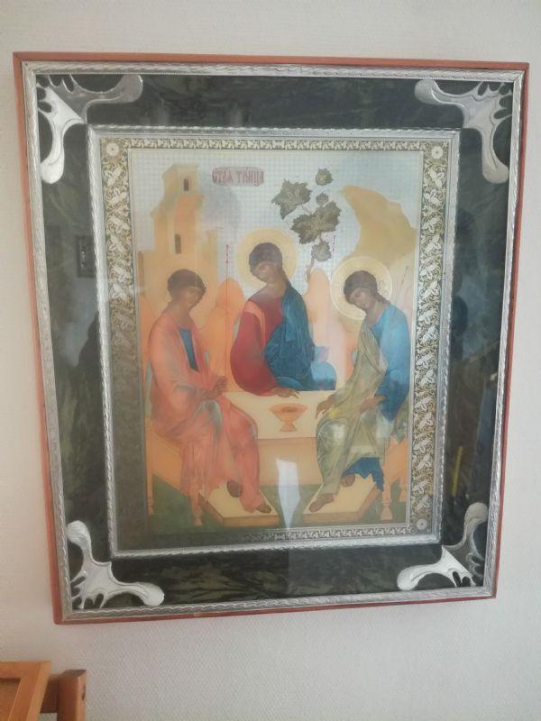 Икона Святой Тоицы