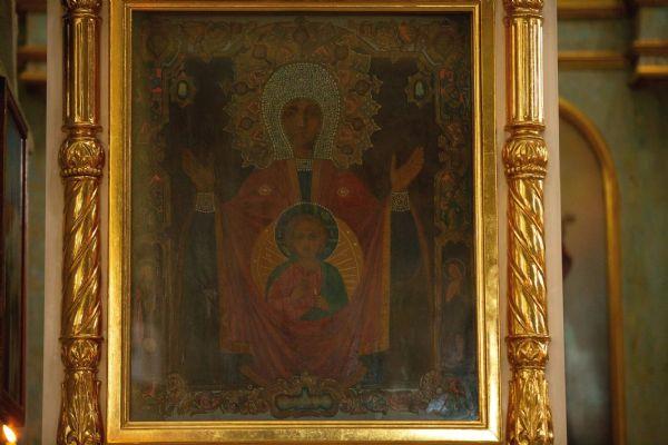 икона Божией Матери Знамение (Абалакская)