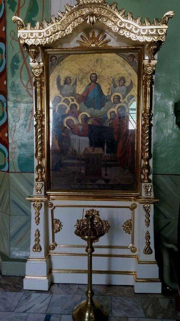 икона Божией Матери Успение Пресвятой Богородицы