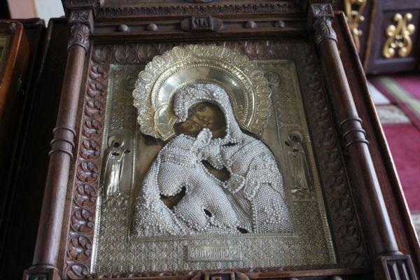 Владимирский Образ Пресвятой Богородицы