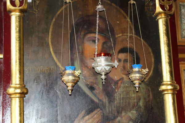 Тихвинский Образ Пресвятой Богородицы