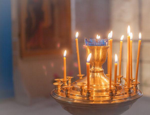 Поставить Свечи к другому Образу (Иконе) (укажите самостоятельно ниже в поле `Примечание`)