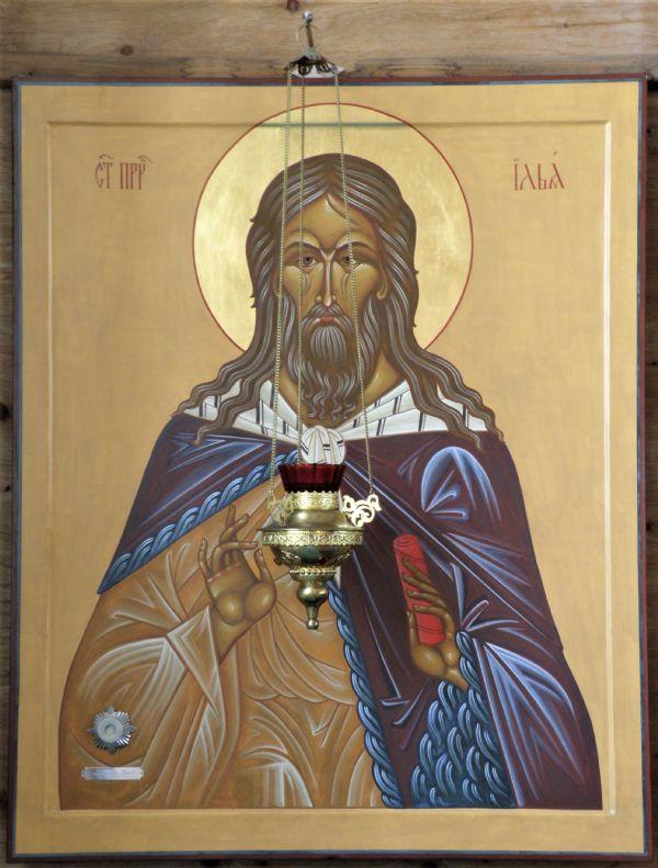 Икона пророка Божия Илии
