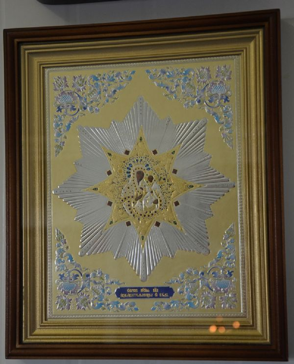 Икона Божией Матери `Избавительница от бед`
