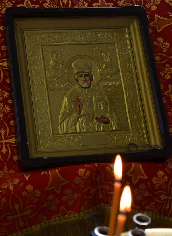 Святитель Николай Мир Ликийских Чудотворец
