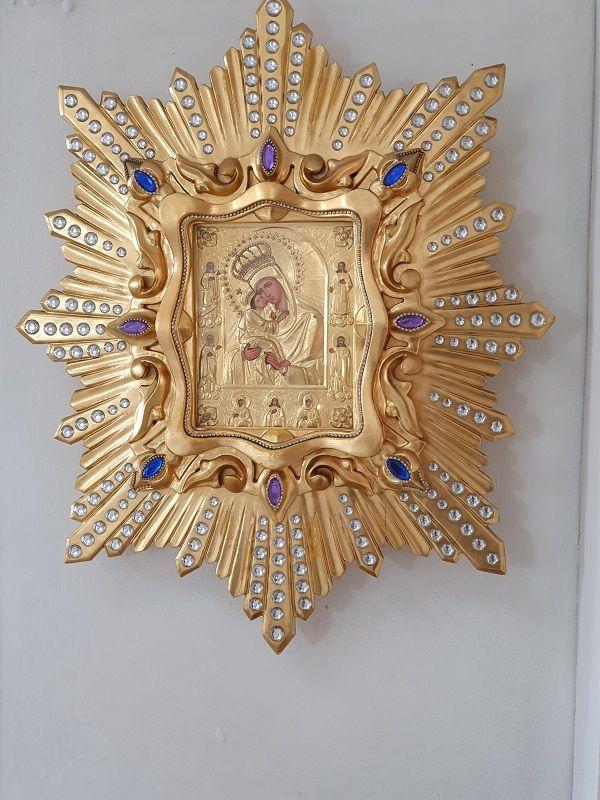 `Почаевская`, икона Божией Матери