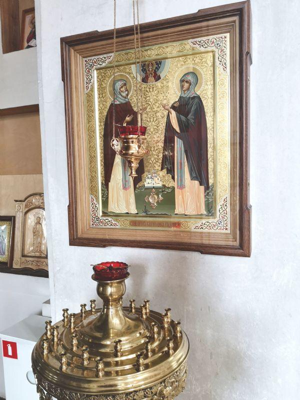 Преподобные Кирилл и Мария (родители прп. Сергия Радонежского)