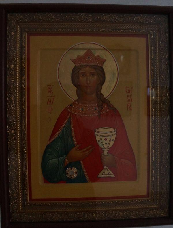 св. мученица Варвара