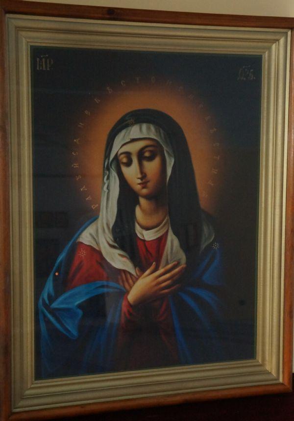 икона Божией Матери `Умиление`