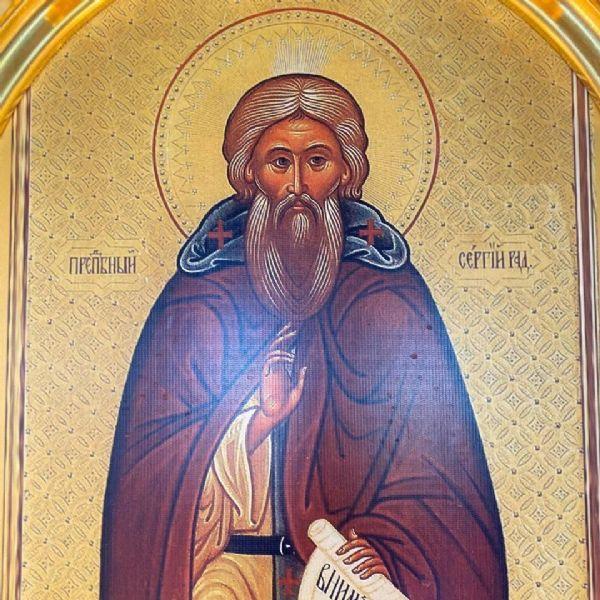 Преподобный Сергий Радонежский - помощь в учебе