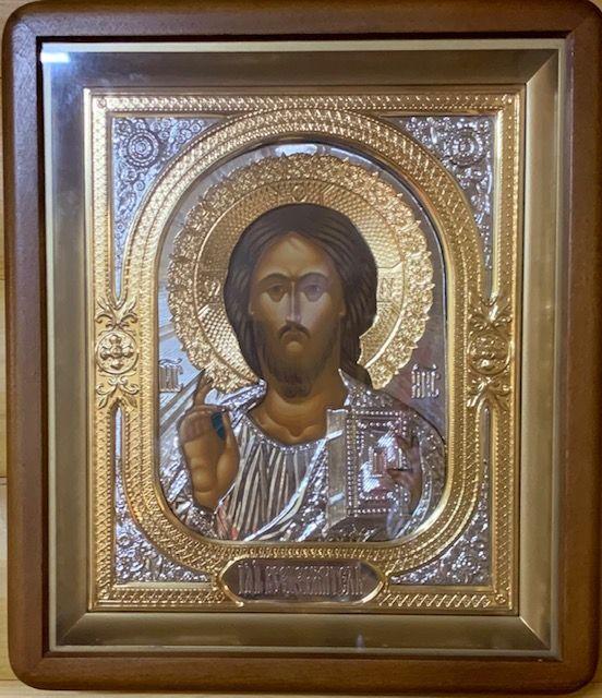 Господь Вседержитель, Свеча № 30, воск