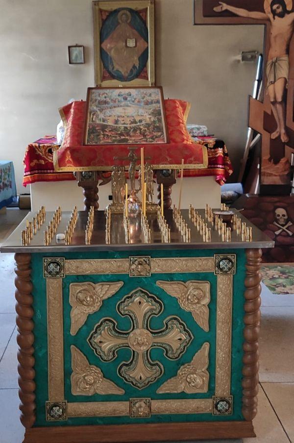 Панихидный стол (канун)