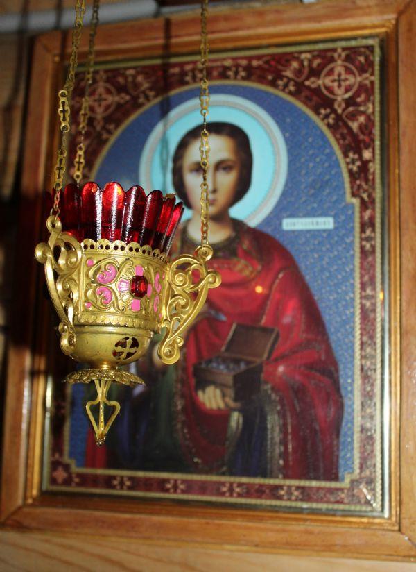 Святые целители - Великомученик Пантелеимон