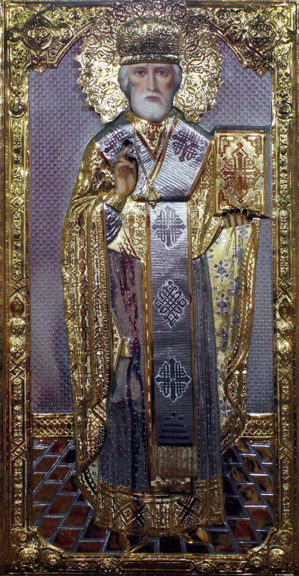 Святителя Николая Чудотворца Мирликийского