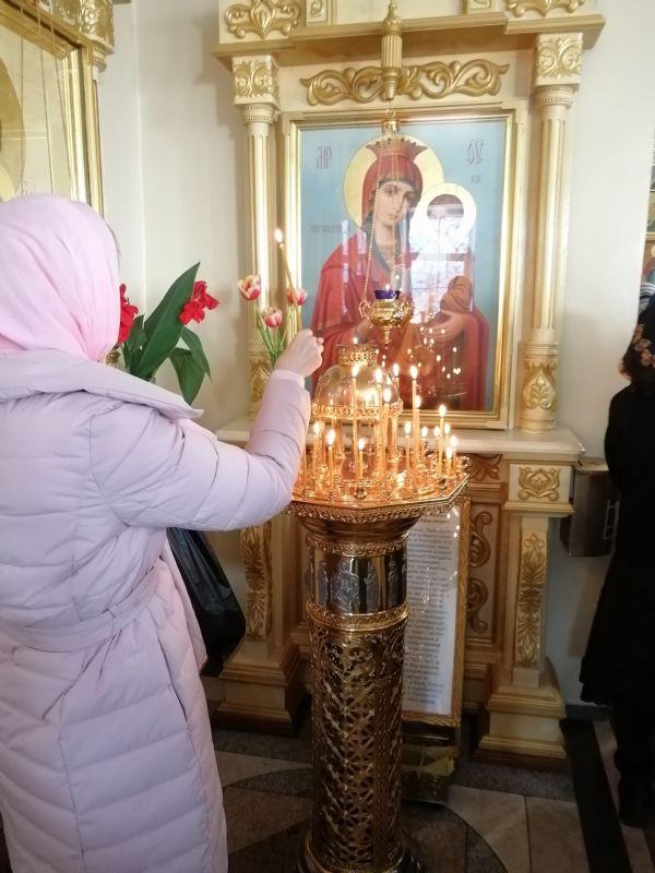 Икона Божией Матери `Скоропослушница`