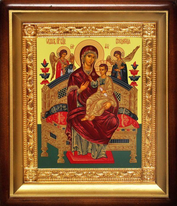 Всецарица, икона Пресвятой Богородицы