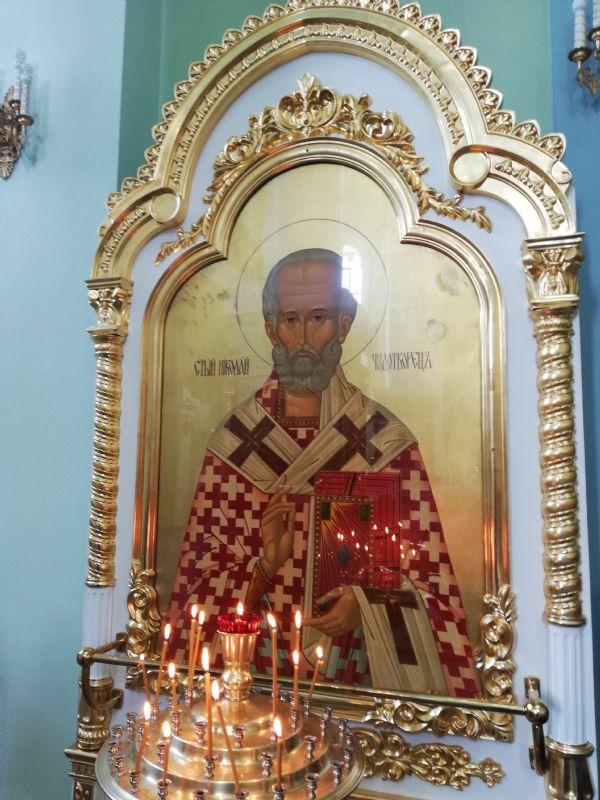 Икона свт. Николая Чудотворца