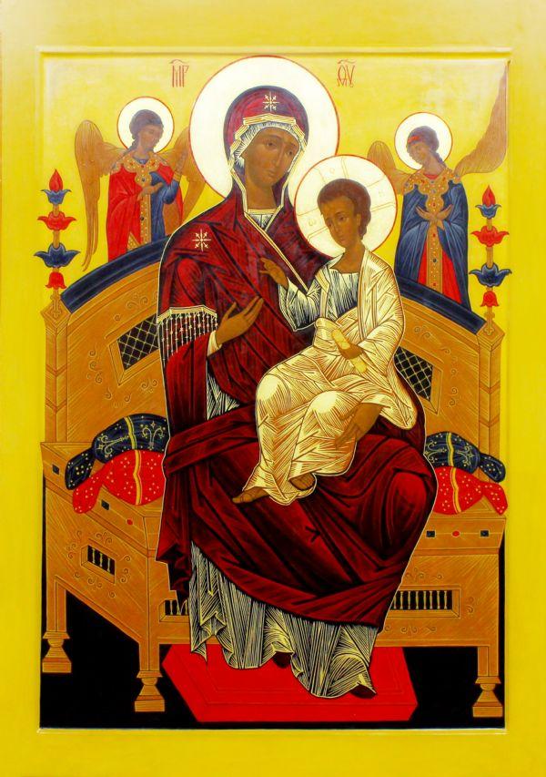 Особо чтимый образ Божией Матери «Всецарица»