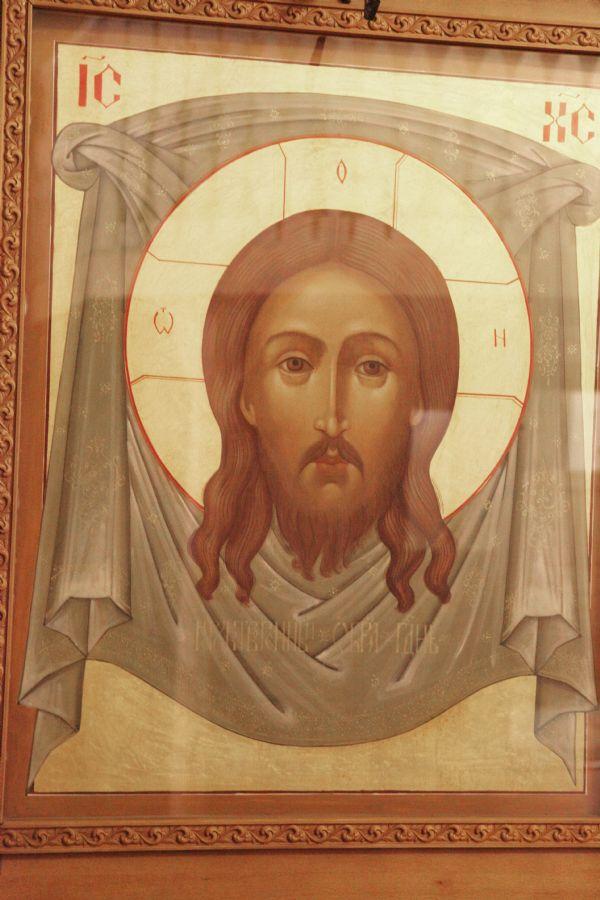Нерукотворный Образ Спасителя нашего Господа Иисуса Христа