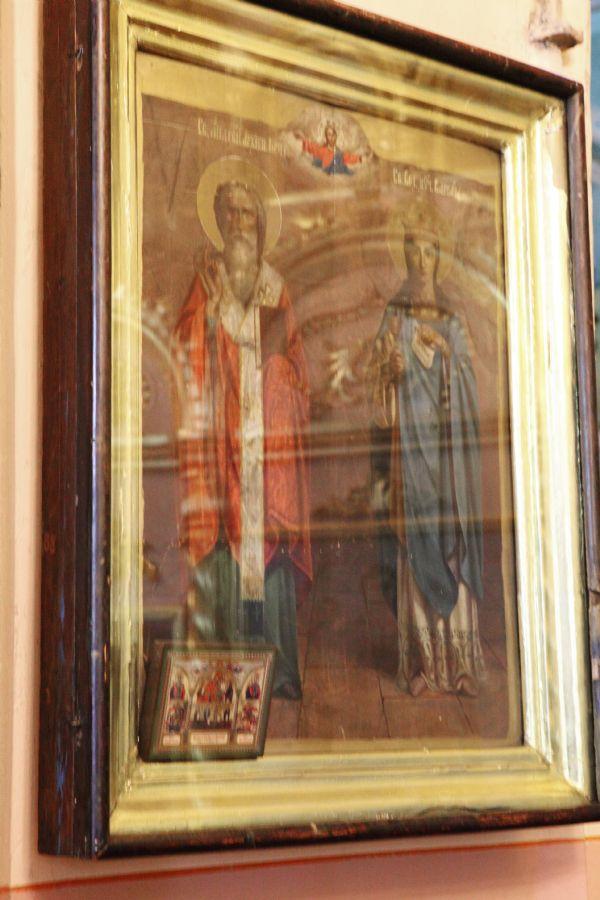 Святитель Андрей, архиепископ Критский и великомученица Варвара