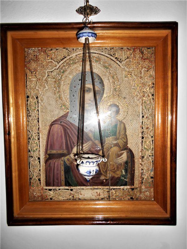 Икона Пресвятой Богородицы Марии
