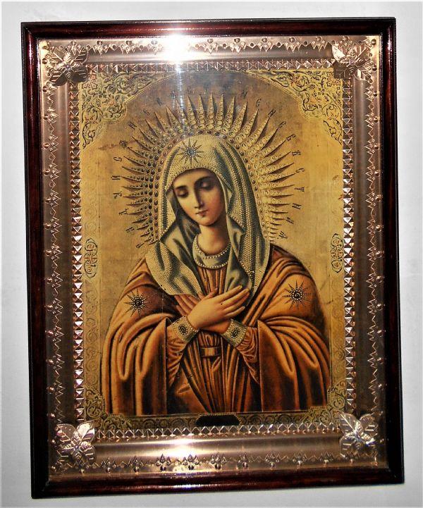 Икона Пресвятой Богородицы Марии `Умиление`